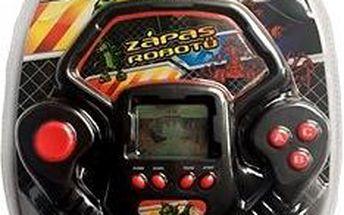 LCD Hra - Zápas