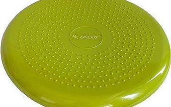 Lifefit Balance Cushion světle zelený