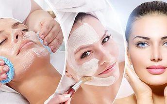 Regenerační ošetření pro všechny typy pleti s masáží obličeje, krku a dekoltu v délce 60 minut na Praze 10!