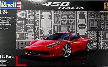 Revell ModelKit Ferrari 458 Italia