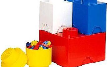 LEGO Úložné boxy - Multipack 4 ks