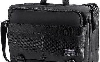 "Samsonite CityVibe Laptop Messenger 16"" černá"
