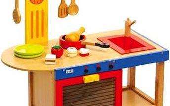 RaKonrad Dřevěná kuchyňka - Magic