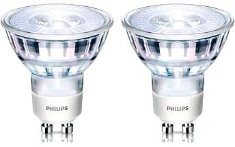Philips LEDClassic 5,3-50W, GU10, 2700K, Set 2ks