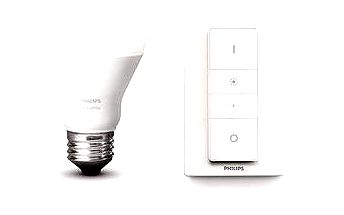 Philips Hue Wireless dimming kit + Philips Hue White 9.5W