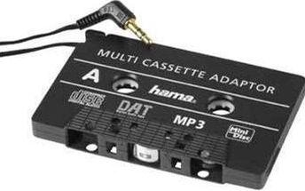 Hama pro přehrávání CD/ MP3 v kazetovém přehrávači