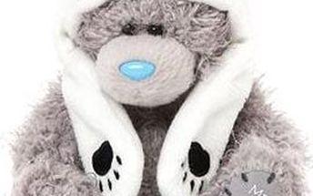 """Medvídek v čepici lední medvěd """"Me to you"""""""