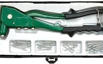 VOREL Nýtovačka ruční 250 mm + nýty
