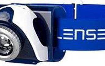 Led Lenser SEO 7R modrá