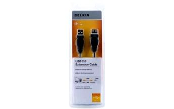 Belkin USB 2.0 A/A prodlužovací, 4.8m