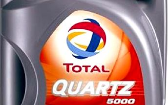 TOTAL QUARTZ 5000 15W40 - 5 litrů