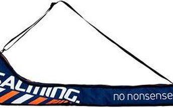 Salming Tour Stickbag Junior Navy Blue/Orange