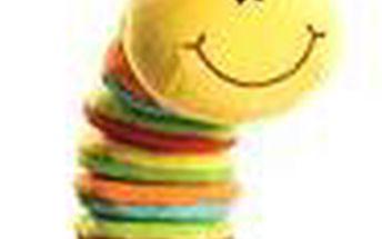 Vyklepaná žirafa