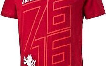 Puma Czech Republic 76 Fan Shirt chili pepper XL