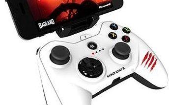 Mad Catz C.T.R.L.Ri micro Mobile Gamepad bílý