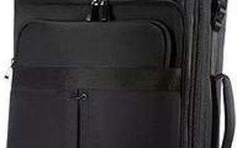 "Samsonite CityVibe Laptop Duffle with Wheels 20"" černá"