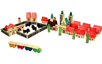 Hrací set - Město