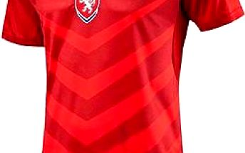 Puma Czech republic Home shirt chilli pepper L