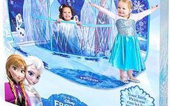 Ledové království - 3D Hrací koutek s balkonem