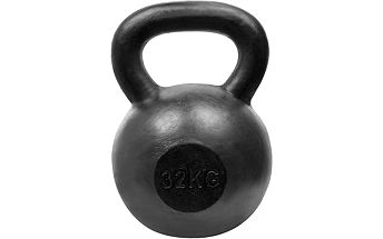 Kettlebell Lifefit Steel 32 kg