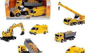 Construction Stavební auta