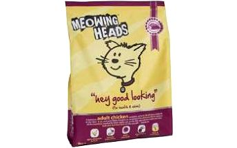 MEOWING HEADS Hey Good Looking 6kg
