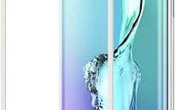CELLY GLASS pro Samsung Galaxy S6 Edge Plus bílé