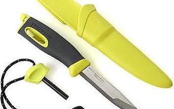 LMF Swedish FireKnife Lime