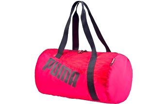 Puma Studio Barrel Bag rose red-fluro peach-p