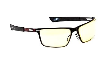 GUNNAR Gaming Collection Heroes of The Storm Strike, onyx fire/ yellow