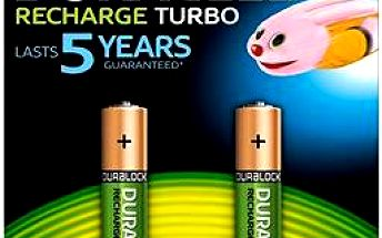 Duracell StayCharged AAA - 850 mAh 2 ks