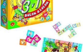 Bolek a Lolek - Hry 3v1