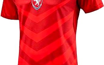 Puma Czech republic Home shirt chilli pepper XL