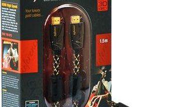 Reference RAV 110-015 HDMI v1.4 propojovací 1.5m