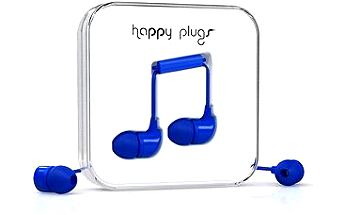 Happy Plugs In-Ear Cobalt