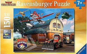 Letadla - Záchranný tým