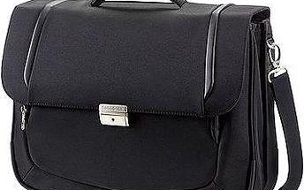 "Samsonite X'Blade Business 2.0 Briefcase 2 Gusset 16"" černá"