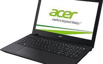 Acer TravelMate P257-M Black