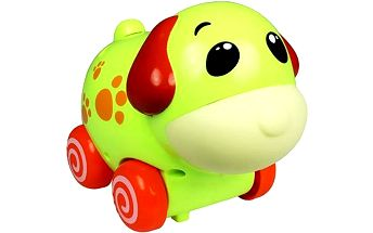 Jezdící zvířátko se zvuky - zelené
