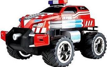 RC auto Carrera - Fire Fighter stříká vodu