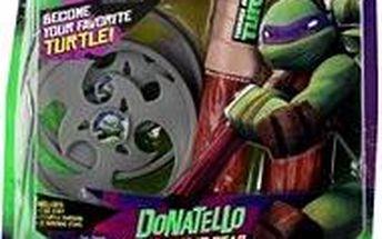 Želvy Ninja - Hrací set DONATELLO