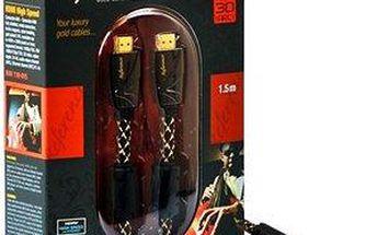 Reference RAV 110-025 HDMI v1.4 propojovací 2.5m