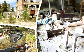 Zájezd na 4 dny do Černobylu a Pripjati. Pripjať, černobylská jaderná elektrárna, uzavřená zóna.