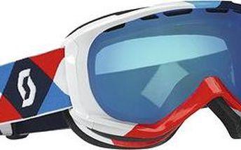 Scott Reply kilt red/blu blue chrome