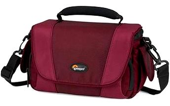 LowePro Edit 130 bordeaux red