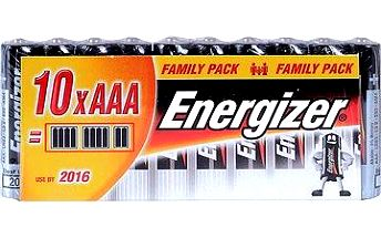 Energizer Family Pack AAA/10