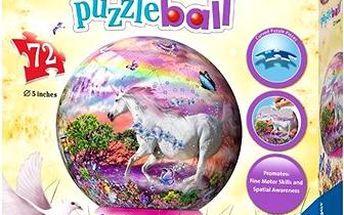 3D Puzzleball - Jednorožec