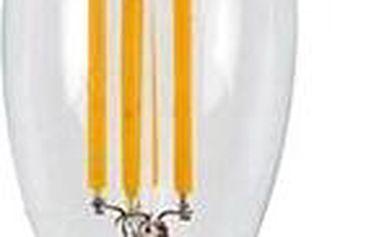 Solight LED žárovka svíčka E14 4W 3000K