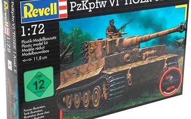 Revell ModelKit PzKpfw IV Tiger I Ausf.E