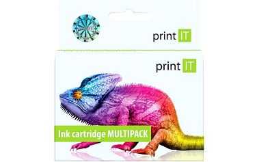 Print IT PGI-520Bk + CLI-521C/M/Y/Bk, multipack